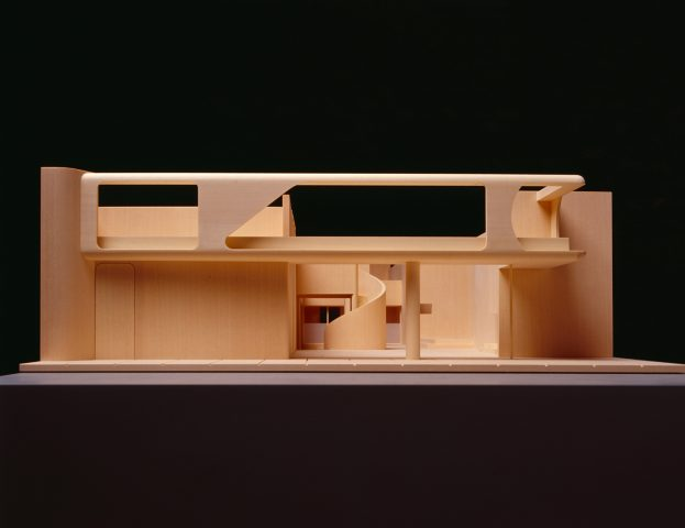 Model of the Space House