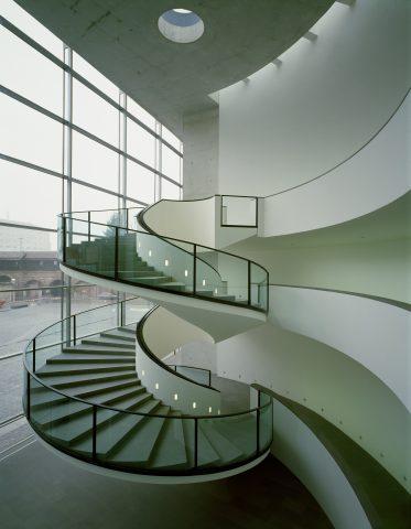 Innenaufnahme Neues Museum Nürnberg