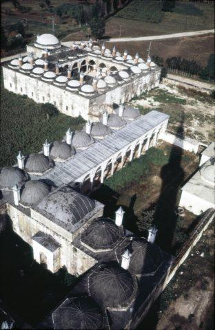Gebäudekomplex aus dem 15. Jahrhundert