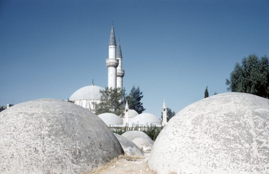 Mosque in Damascus
