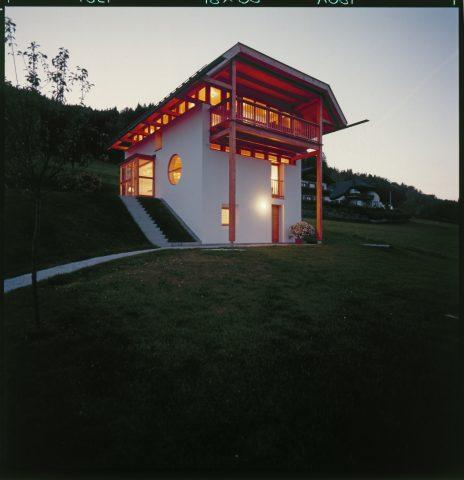 Hauptansicht Haus