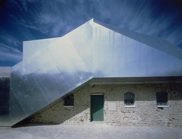 Außenaufnahme eines Gebäudes