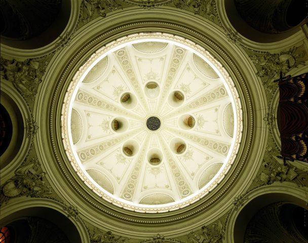 Ansicht einer Kuppel