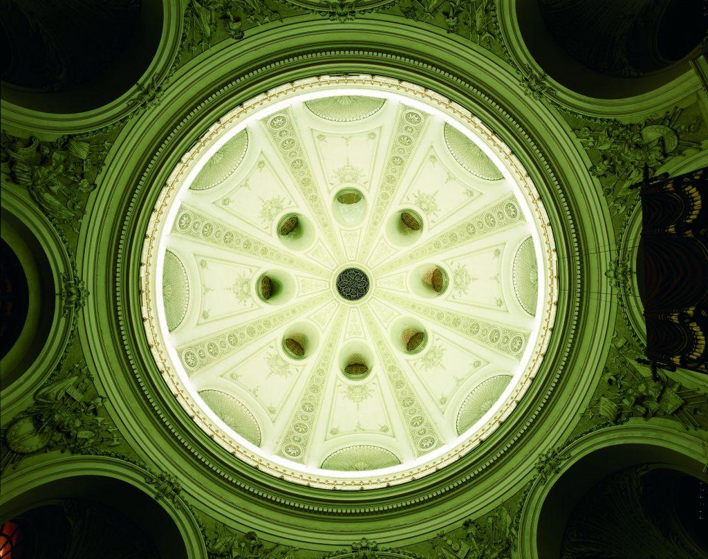 Cupola of the Michaela Church