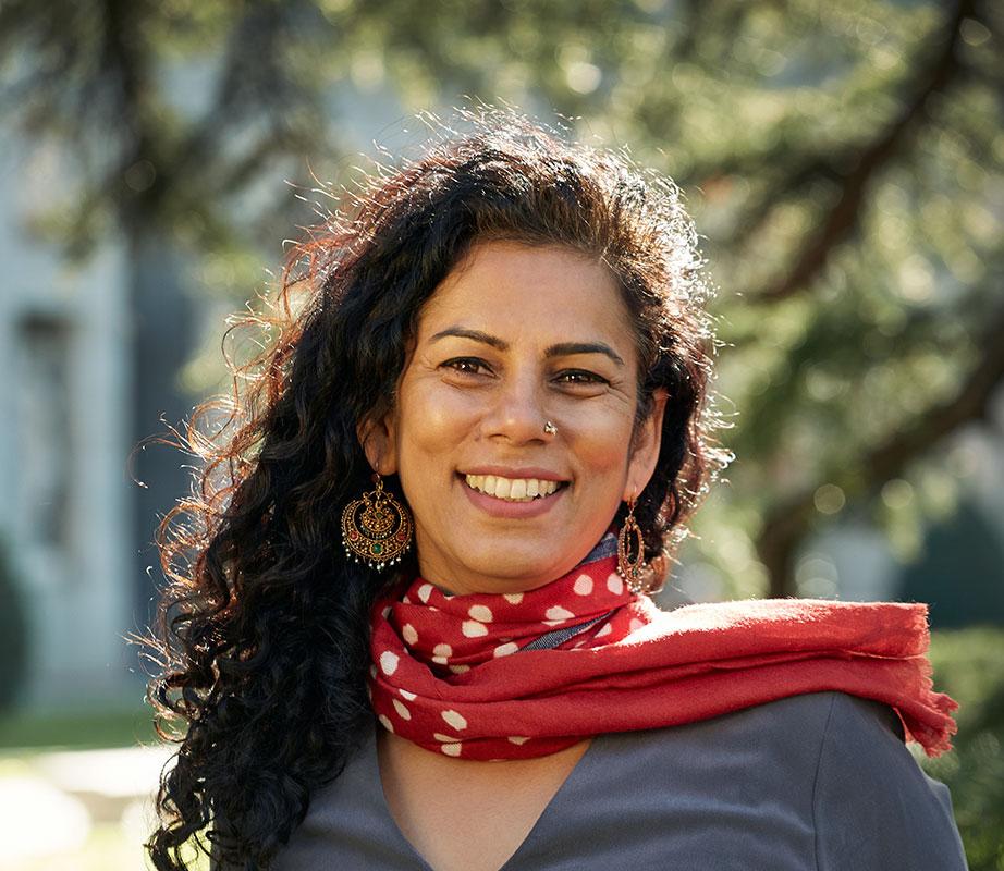 Porträtfoto von Anupama Kundoo