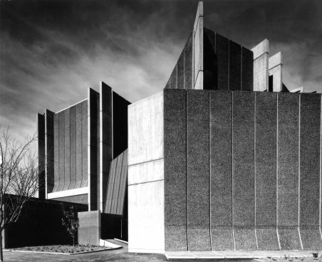 concrete church