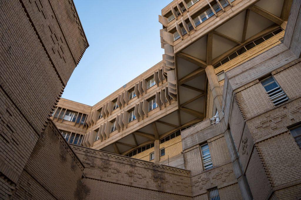 brutal concrete architecture