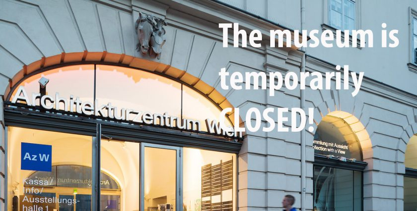 The Museum is temporarily closed