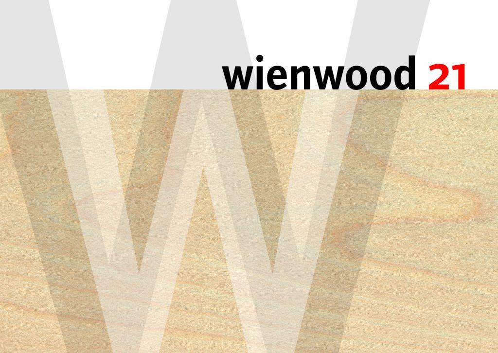 ein großes W und darüber steht wienwood 21
