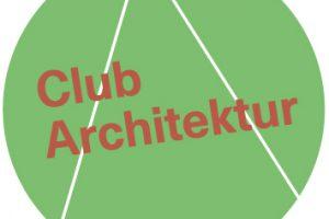 Logo Club Architektur grün